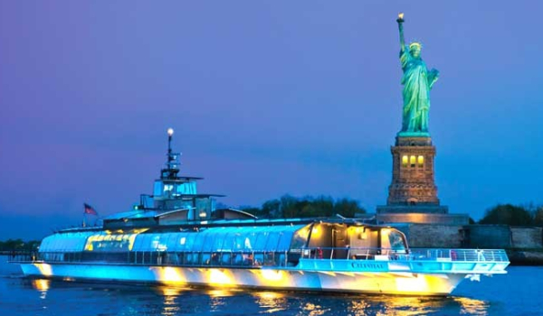 bateaux statue of liberty