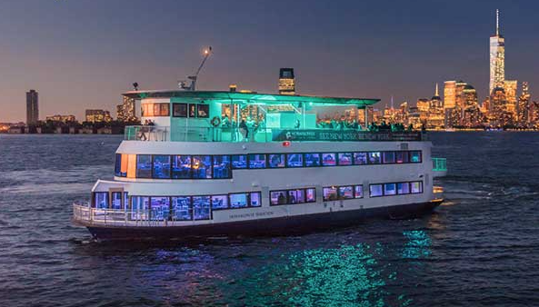 hornblower night cruise nyc