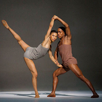 Alvin Ailey American Dance Theater at New York City Center