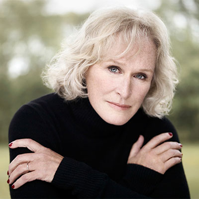 Glenn Close in A Delicate Balance on Broadway