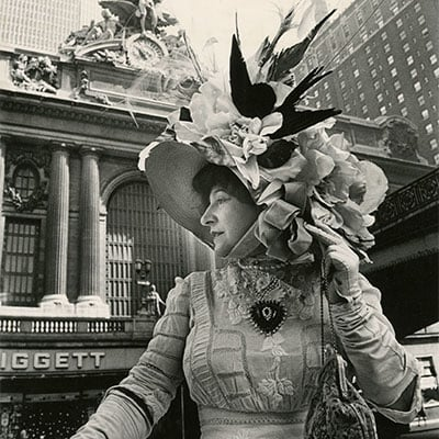 Bill Cunningham: Facades at the New-York Historical Society