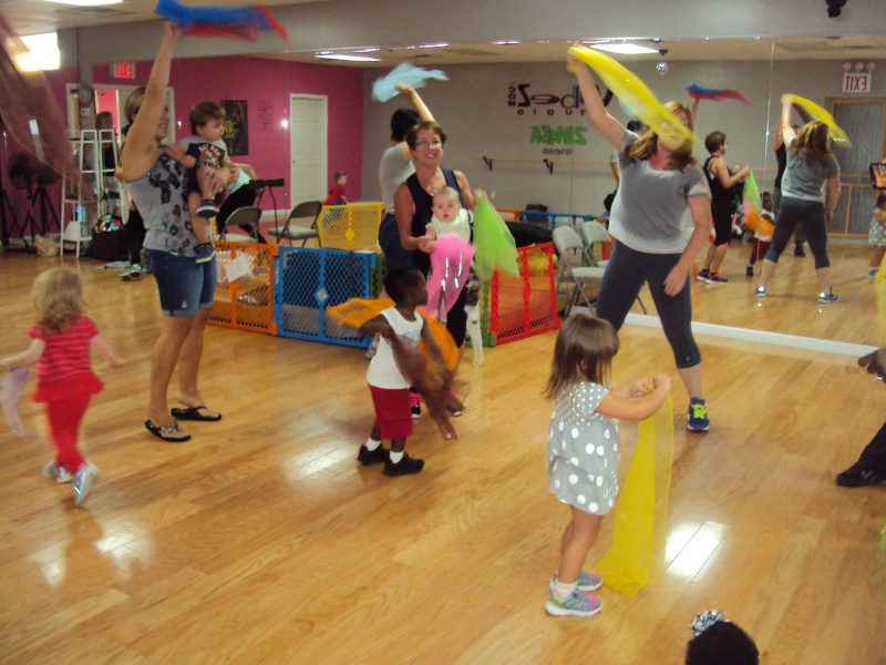 mommy and me zumbini class