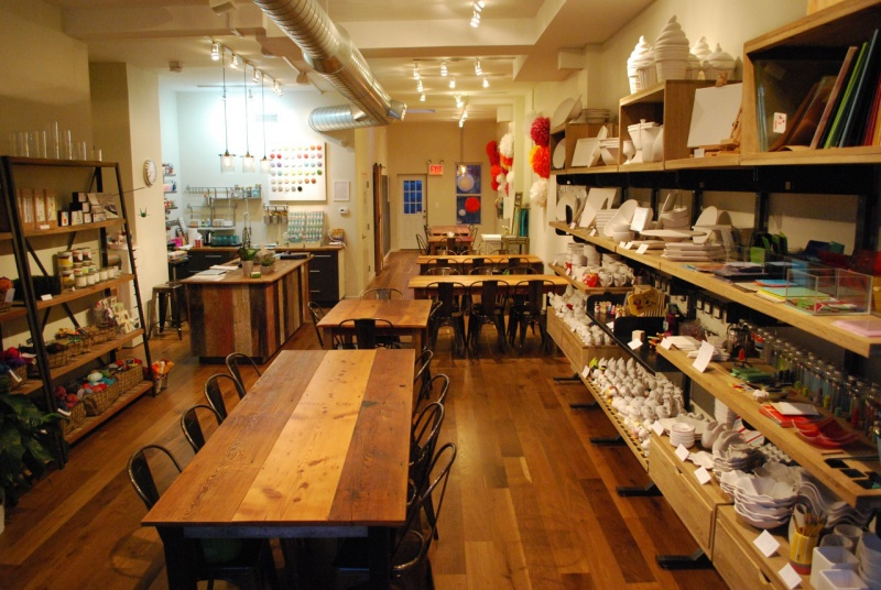 oliloli arts and crafts studio in forest hills