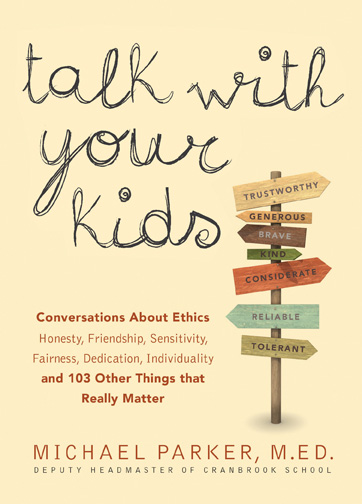 talk with your kids book cover