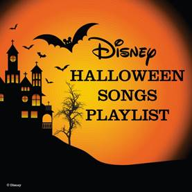 Disney Halloween Songs