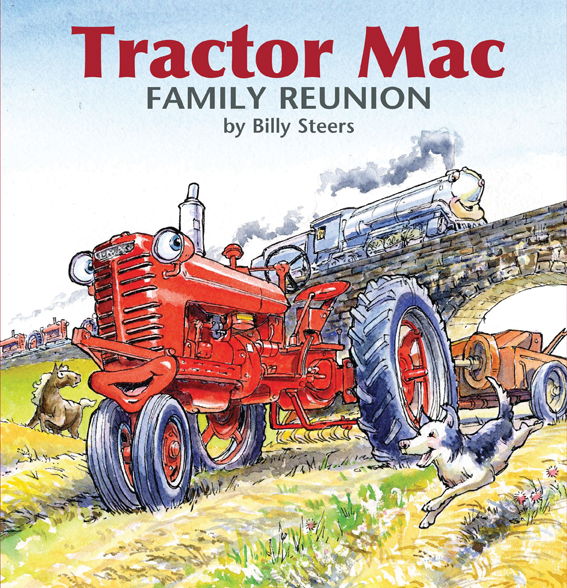 tractor mac family reunion by billy steers