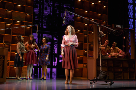 Jessie Mueller in Beautiful - The Carole King Musical