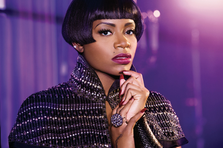 Fantasia is the first special guest star in After Midnight