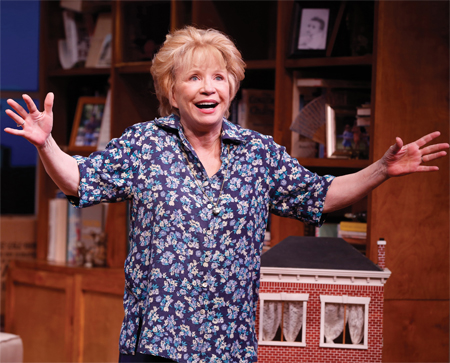Becoming Dr. Ruth Off Broadway