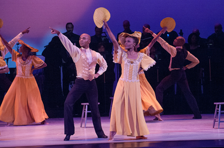 Alvin Ailey American Dance Theater - Revelations at New York City Center
