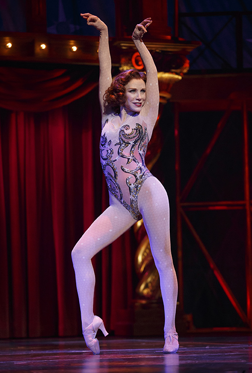 fastrada in pippin on broadway