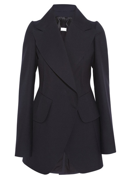 Maison Martin Margiela' wool and mohair blazer