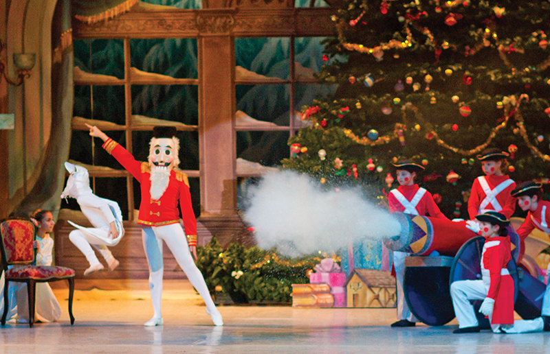 the nutcracker rockland youth dance ensemble
