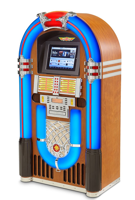 Tablet Full Size Jukebox
