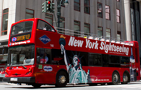 Gray Line Bus Tour of NYC