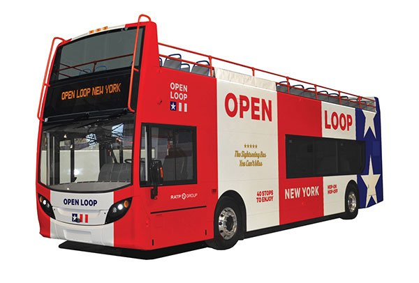 Open Loop Bus Tour NYC