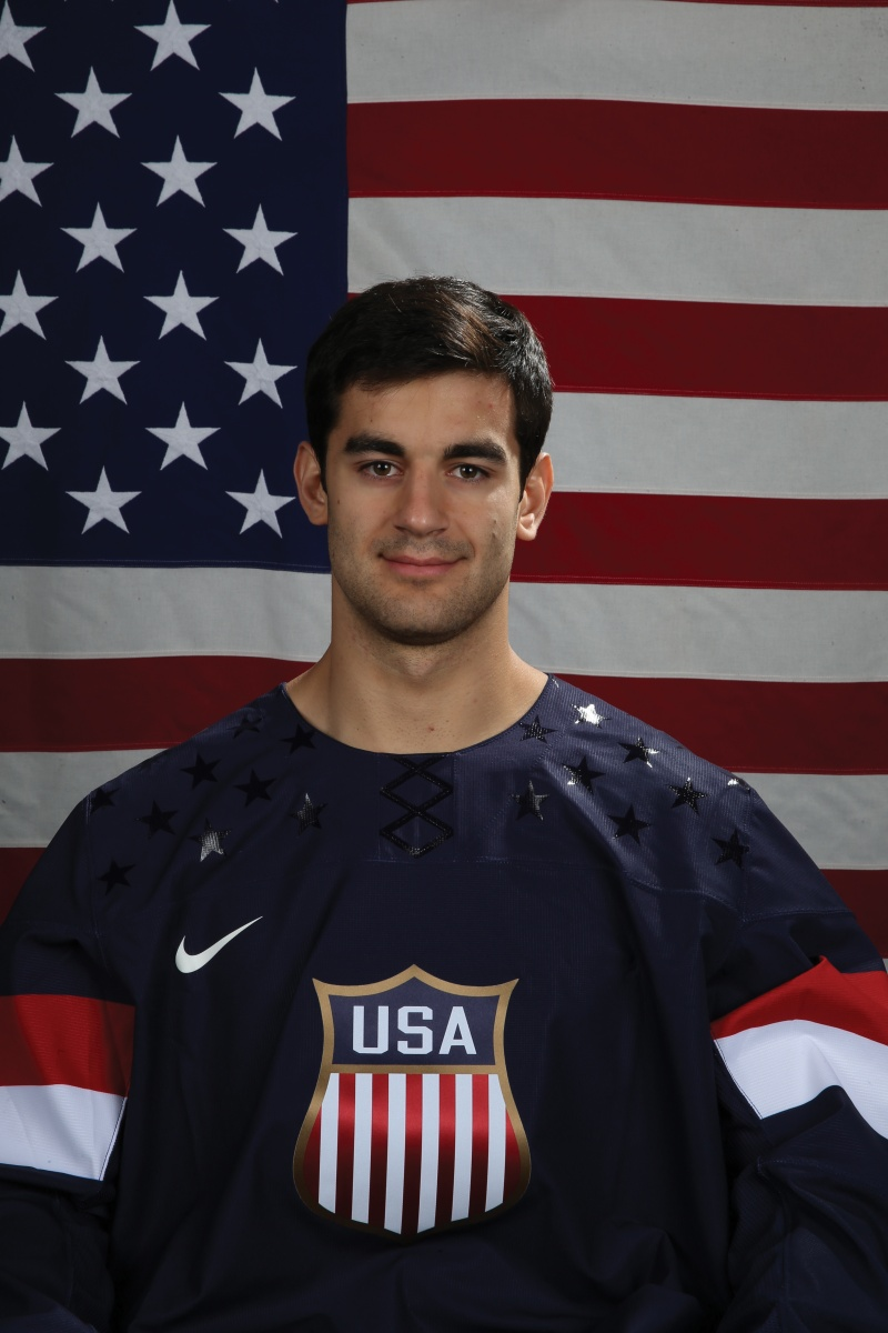 max pacioretty 2014 team usa men's hockey