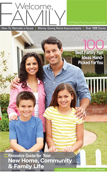 welcome family magazine