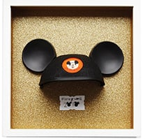 mouse ears hat scrapbox