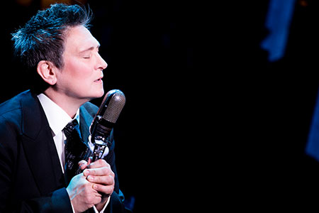 kd lang in After Midnight on Broadway