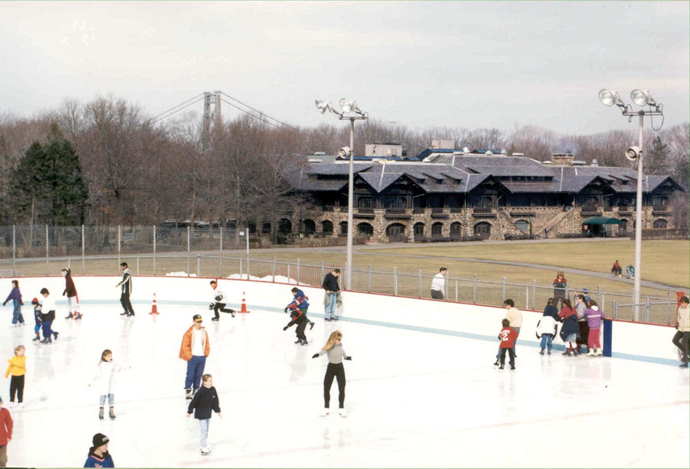 Bear Mountain Ice Rink