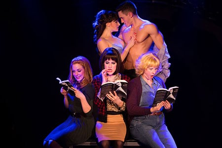 50 Shades! The Musical Off Broadway