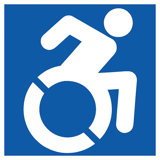 new handicap icon