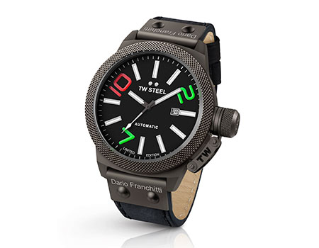 TW Steel CEO Canteen Automatic Dario Franchitti Limited Edition