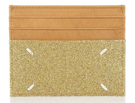 Maison Martin Margiela leather cardholder wallet