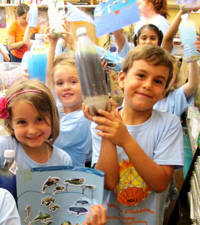 kids show ecology projects