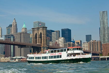 Circle Line 42 Sightseeing Tours of NYC