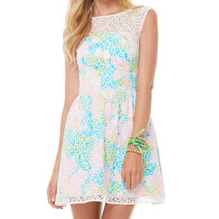 Lilly Pulitzer Morrison frock