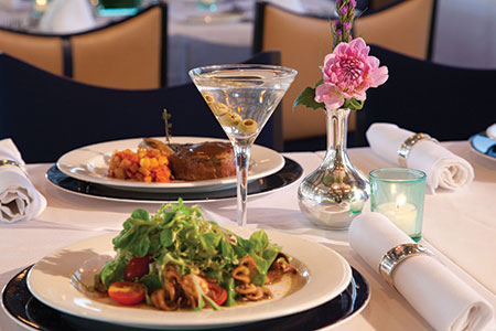 The World Yacht Classic offers a seated, four-course meal from local, seasonal ingredients