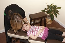 childrens chiropractic services