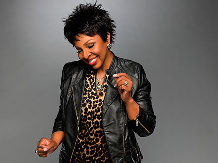 Gladys Knight in After Midnight on Broadway