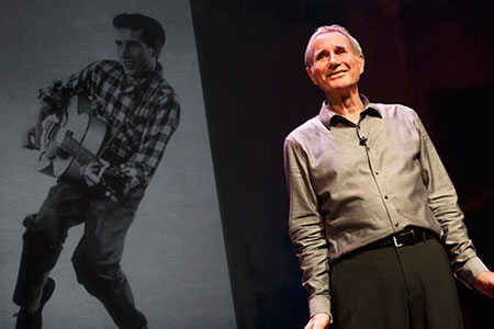 Just Jim Dale Off Broadway