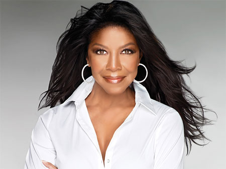 Natalie Cole in After Midnight on Broadway