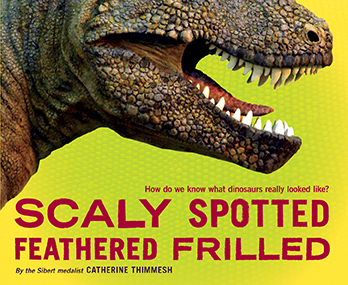 scaly spotted book cover