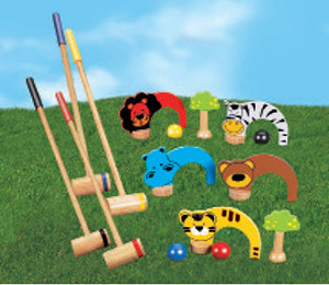 croquet set for kids