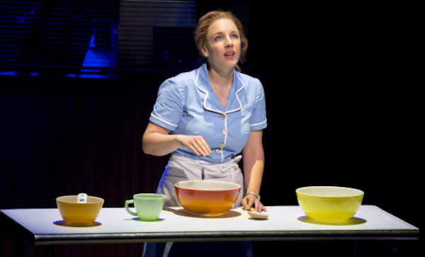 Waitress photo by Jeremy Daniel