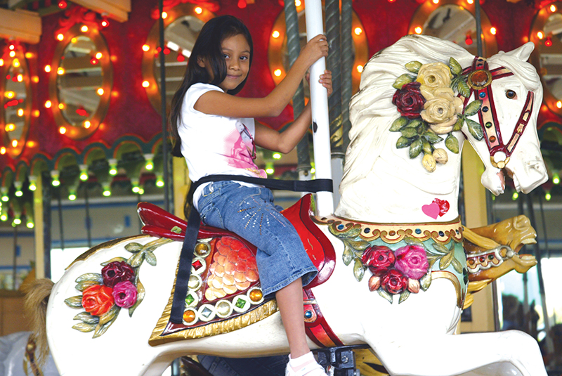 playland grand carousel