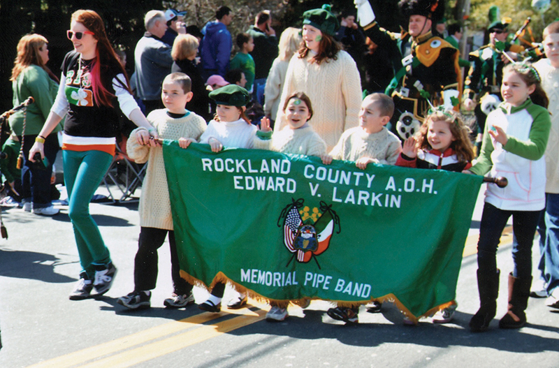 st patricks day parade pearl river ny