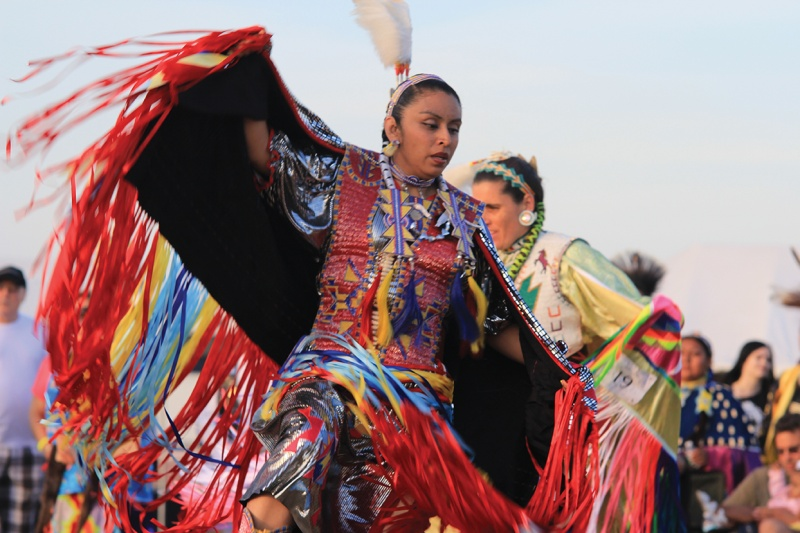 redhawk native american pow wow