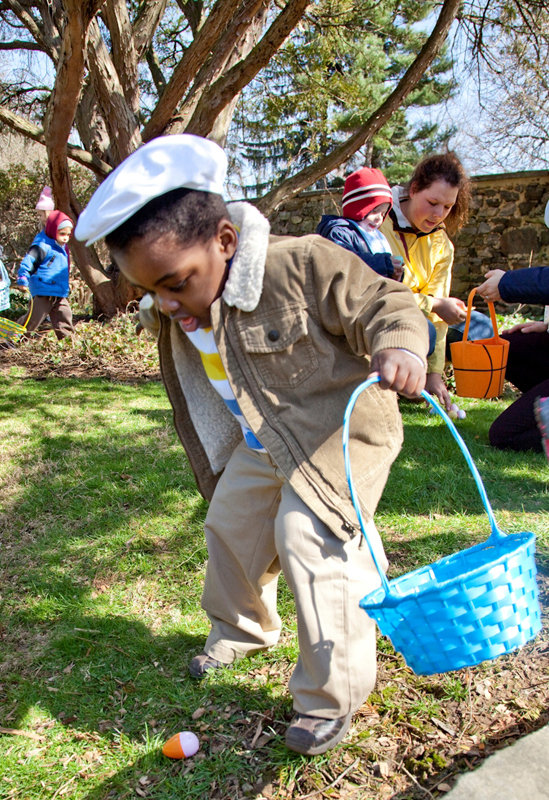 easter egg hunt bronx nyc