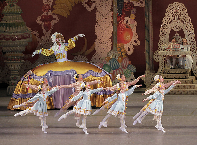 the nutcracker nyc