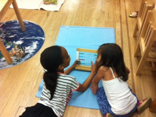 children at lefferts gardens montessori