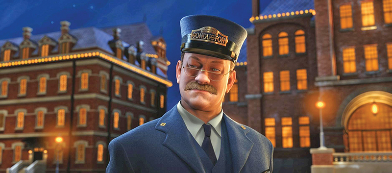 polar express movie tom hanks