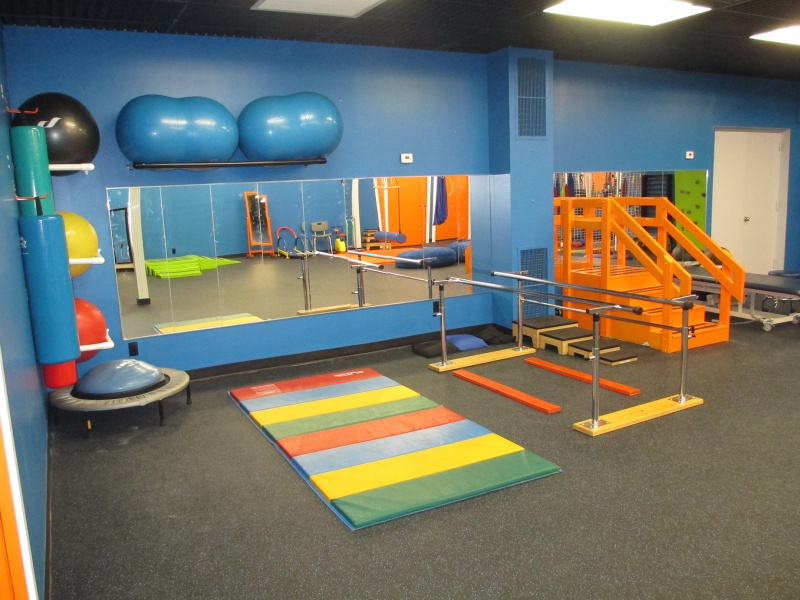 keep moving forward therapy equipment at garden city location