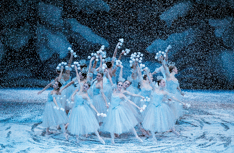 the nutcracker george balanchine