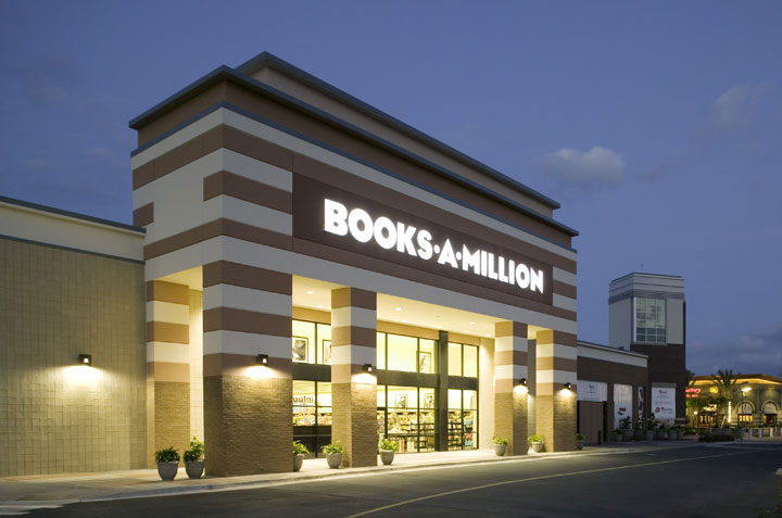 Books-A-Million store